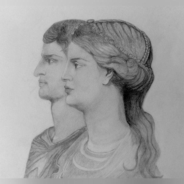 Agrippina die Ältere & Germanicus