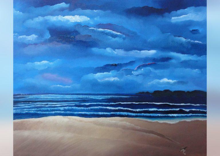 Die Nacht und das Meer