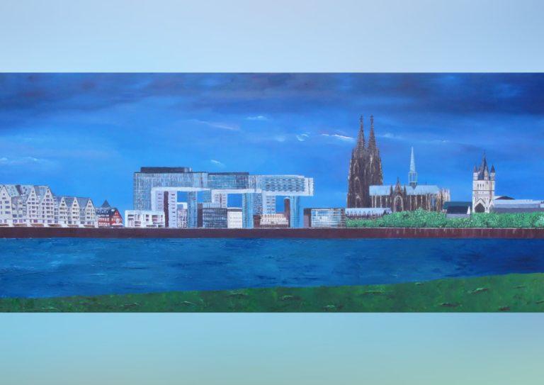 Köln Panorama einmal anders